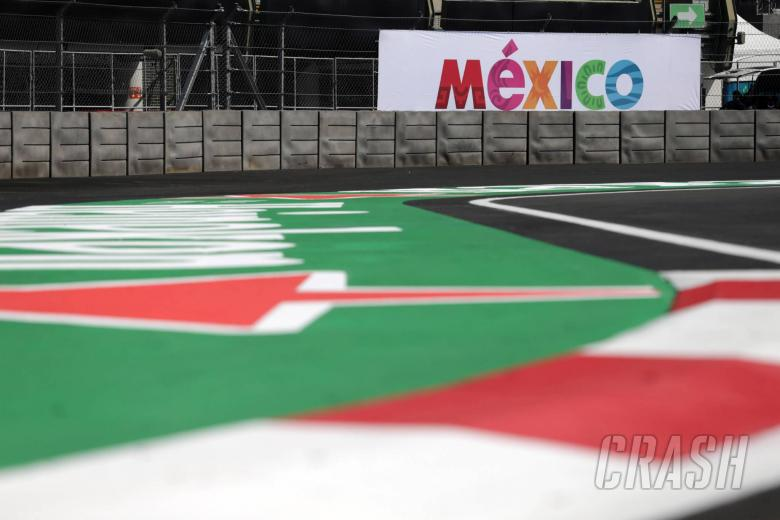 F1: F1 Mexican GP - Free Practice 1 Results
