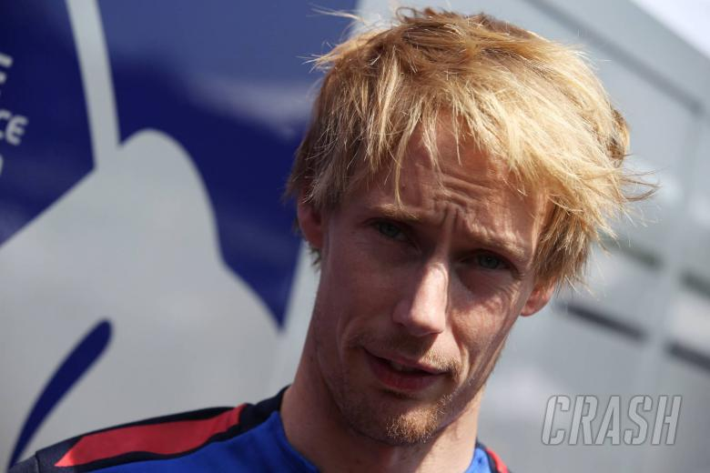 Hartley replaces Button in two-round SMP Racing WEC deal