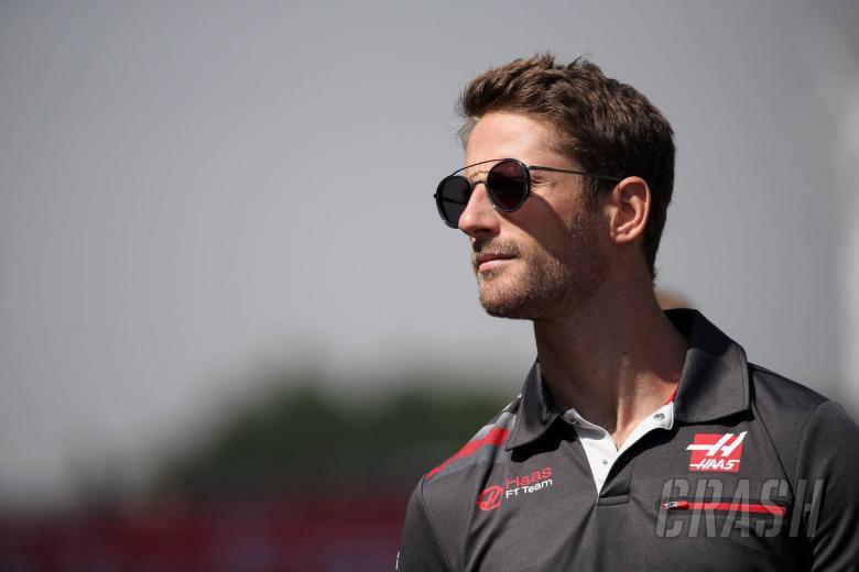 F1: Grosjean: Sports psychologist 'changed my life' after Spa '12
