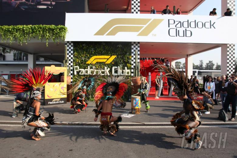 F1: F1 Paddock Notebook - Mexican GP Friday