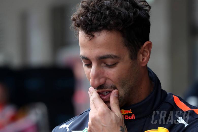 F1: Ricciardo set for Brazil F1 grid penalty