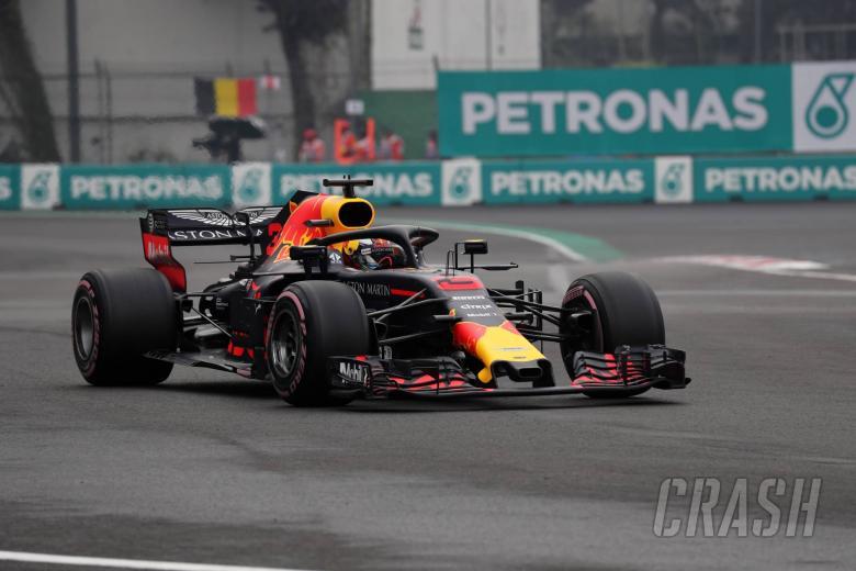 F1: Ricciardo snatches Mexican GP pole from Verstappen