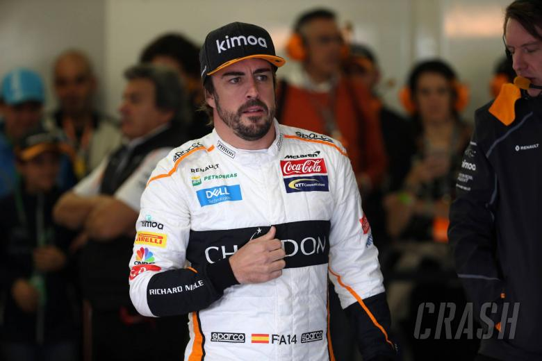 Alonso 'yang pertama dalam daftar panggil cepat' untuk McLaren