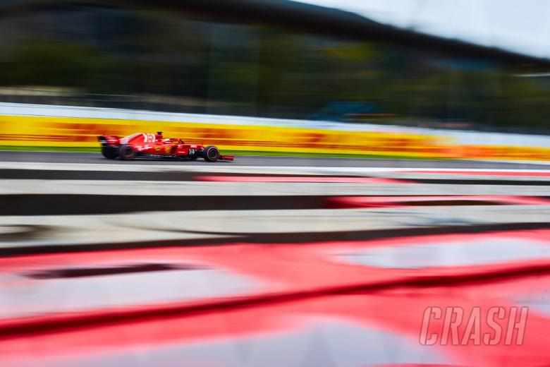 F1: F1 Mexican GP - Qualifying Results