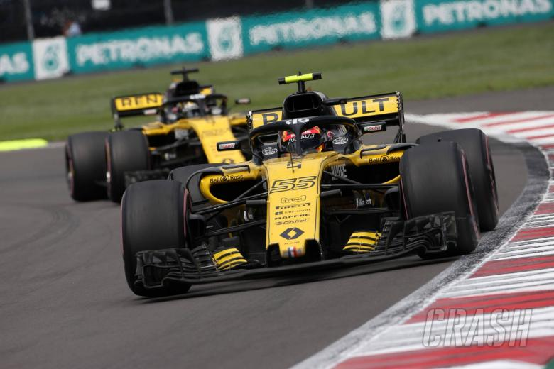 F1: Renault strengthens grip on fourth place in F1 midfield battle