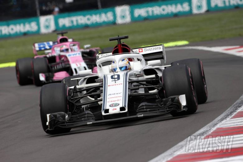F1: Ericsson was 'fuming' inside car after 'sacrificing' race for Leclerc