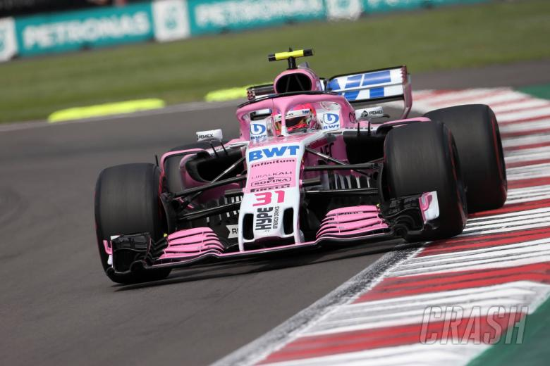 Force India rescue 'just in time' to influence 2019 car