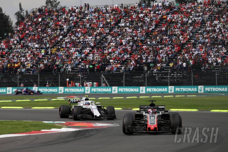 F1: Sirotkin, Magnussen land Brazil GP qualifying reprimands