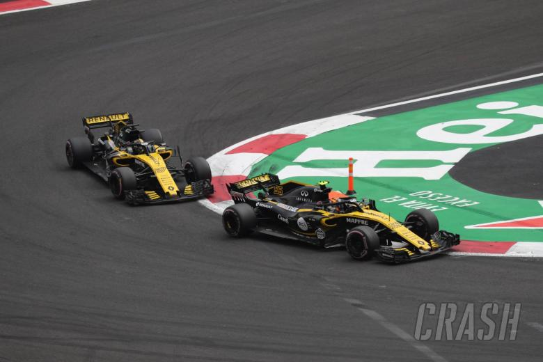 F1: Renault changes F1 team name