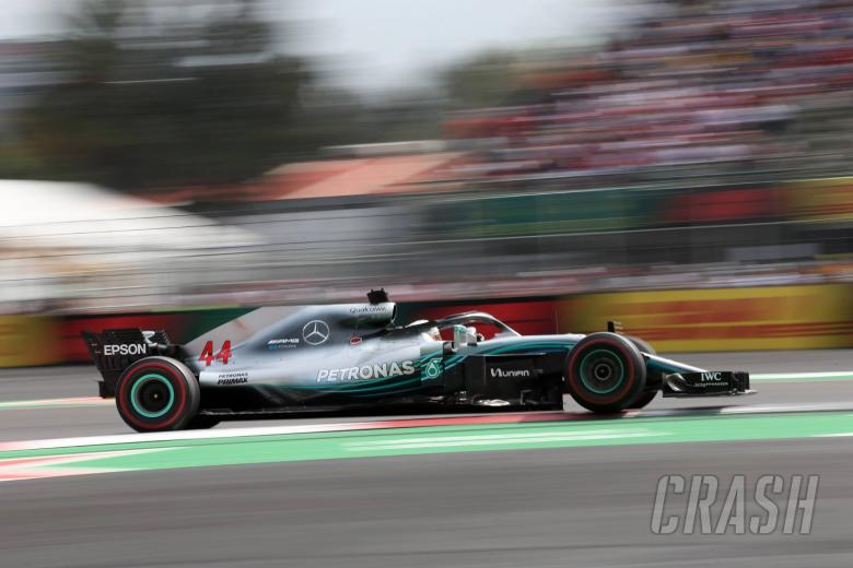 Mercedes has found answers to Mexico GP tyre struggles