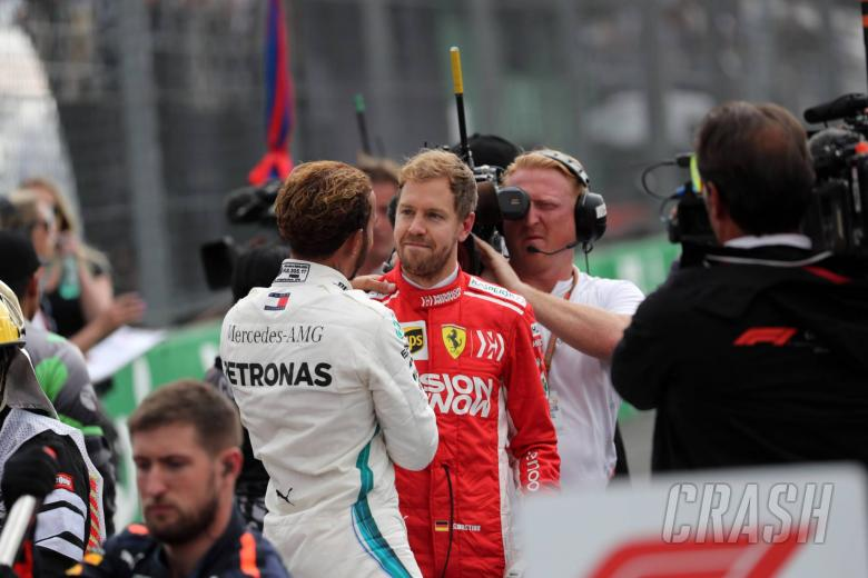 F1: Vettel: '18 F1 title defeat not as bad as 'lowest point' in '09
