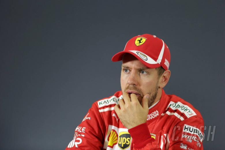 "F1: Vettel admits F1 title defeat to Hamilton ""a horrible moment"""