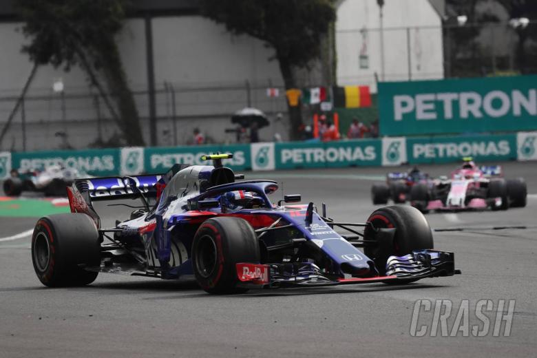 F1: Gasly: 'With Ocon, it's always the same thing…'