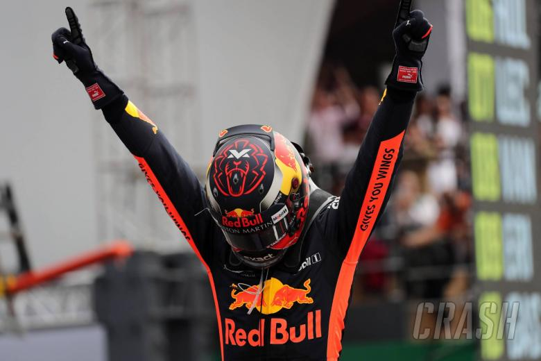 F1: Verstappen takes dominant Mexico win as Hamilton clinches title