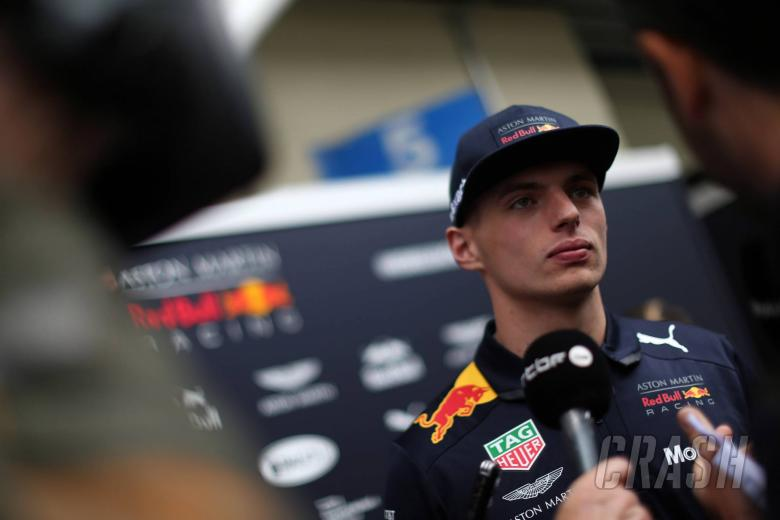 Verstappen doubts victory possible for Red Bull in Brazil