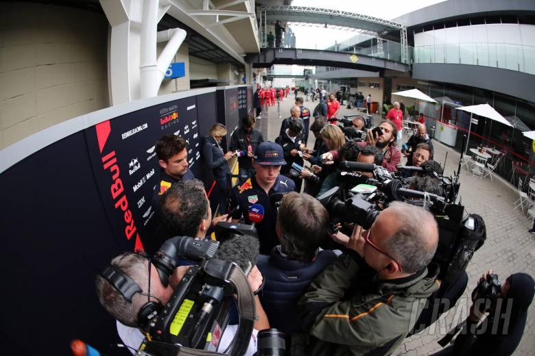 F1: F1 Paddock Notebook - Brazilian GP Thursday