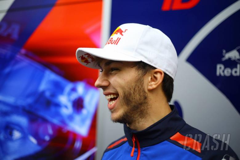 Gasly set for Race of Champions debut with Duval