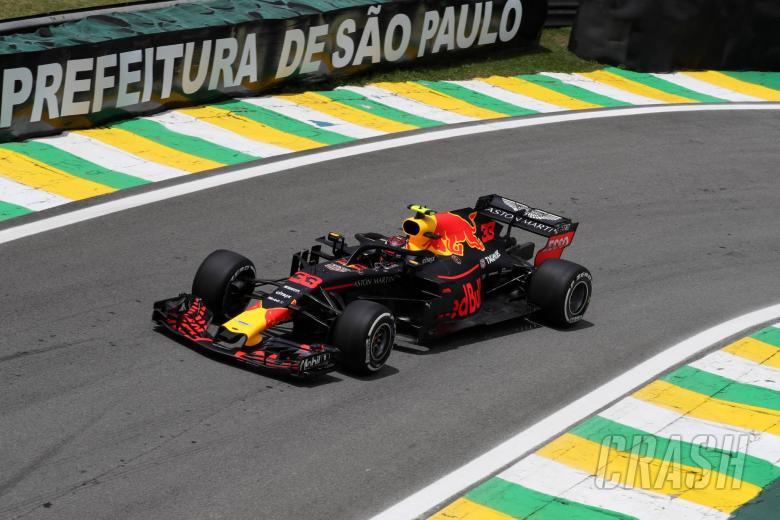 F1: Verstappen edges Vettel, Hamilton in Brazil FP1