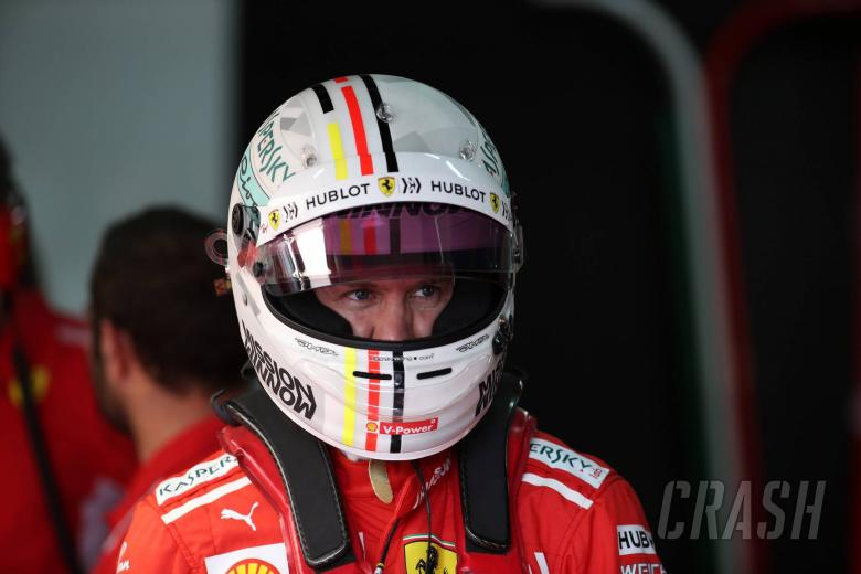 Vettel will gain strength from 2018 F1 title defeat – Ferrari