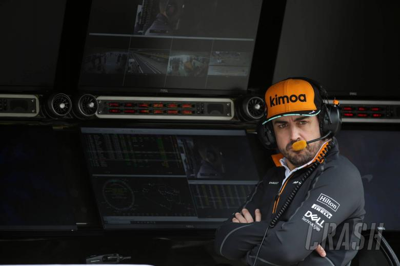 F1: Alonso hints at more 2019 racing plans after Indy 500 deal