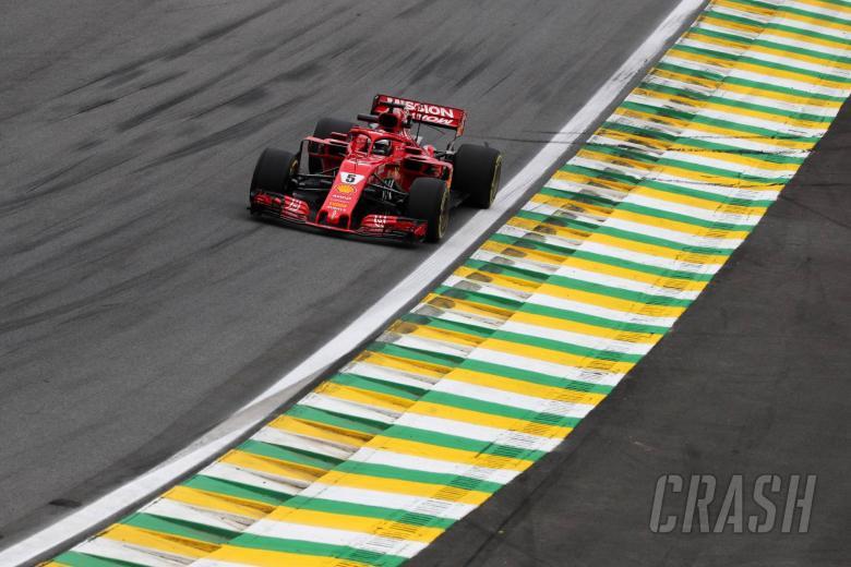 F1: Vettel confident Ferrari 'in the ballpark' at Interlagos