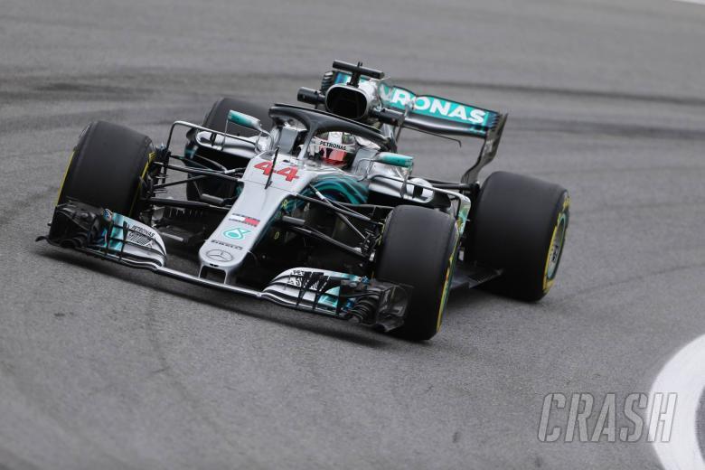 F1: Hamilton: Mercedes still working on car issues in Brazil