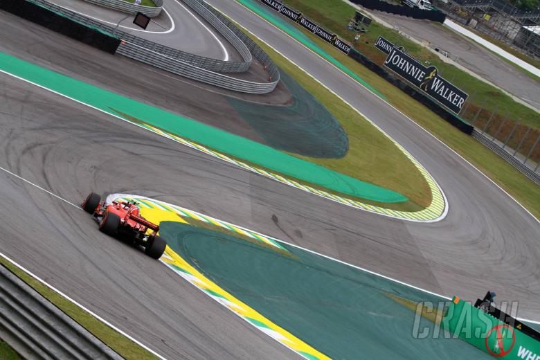 F1 Brazilian GP - Free Practice 3 Results