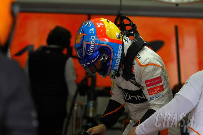 F1: Alonso to run special McLaren livery for final F1 race