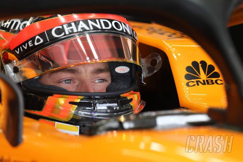 F1: Vandoorne focused on new challenge in Formula E, not F1 return