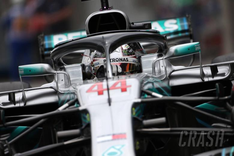 F1: Mercedes confirms cause of Hamilton's Brazil power unit issue