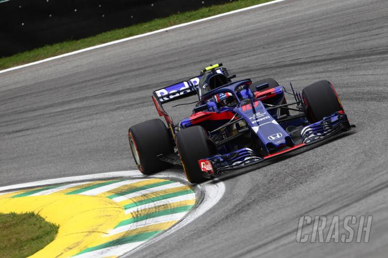 F1: Gasly explains why he ignored Toro Rosso F1 team orders