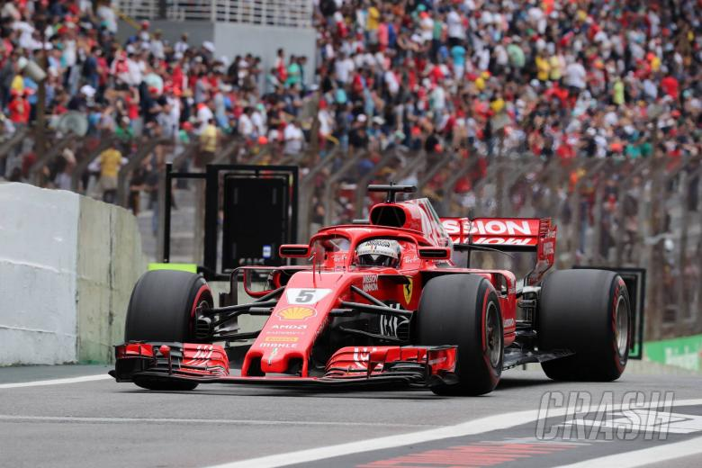 Vettel under investigation for 'destroying' FIA weighbridge scales