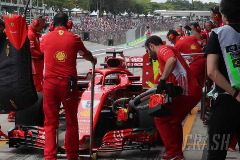 """F1: Vettel hits out at """"unfair"""" weighbridge call"""