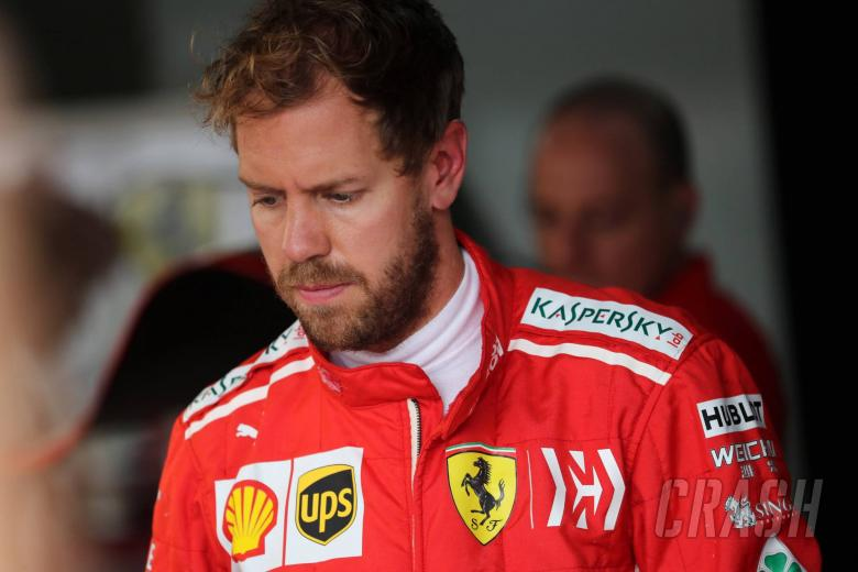 F1: Vettel given reprimand and €25k fine for Brazil weighbridge incident
