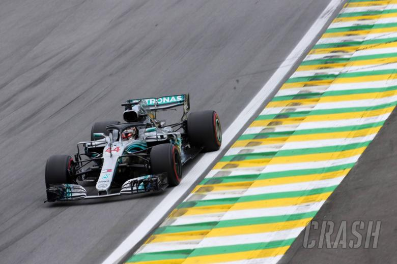 F1: Hamilton seals 10th pole of year in Brazil, Vettel under investigation