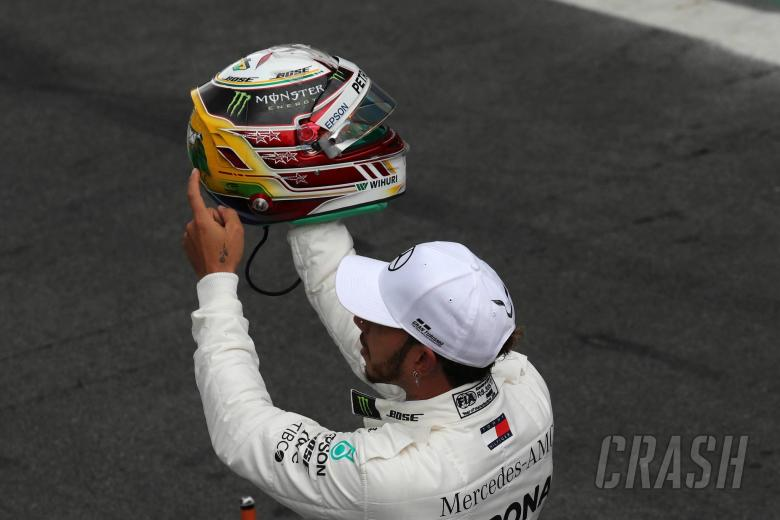Hamilton: Special lap was needed to overhaul Ferrari