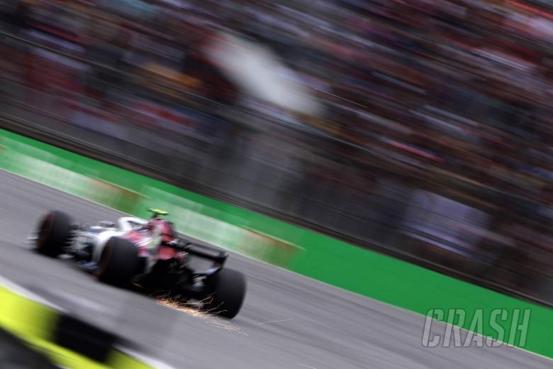 Leclerc mengantongi poin penting Sauber di lini tengah