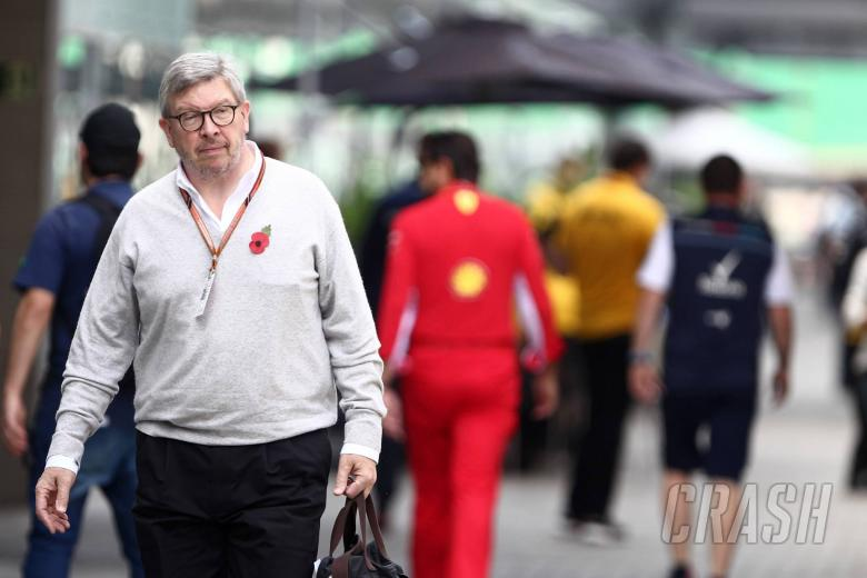 F1: Brawn: F1 engine suppliers have pulled up the drawbridge