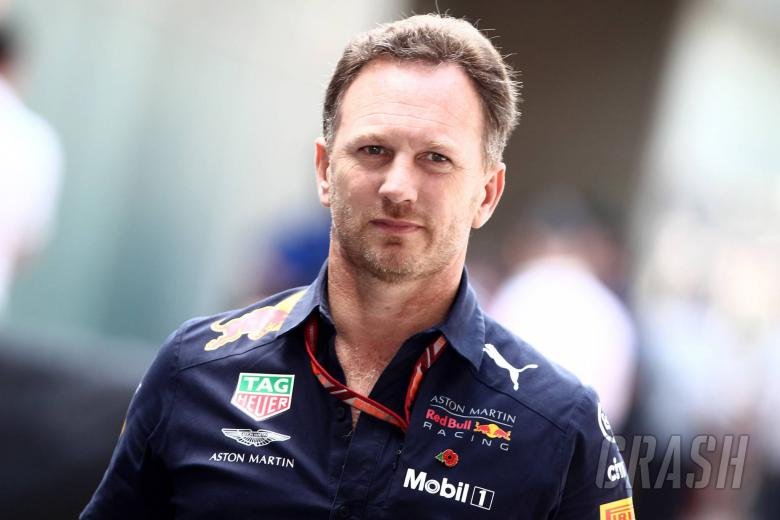 Horner takes dig at Wolff over Ocon-Verstappen F1 clash