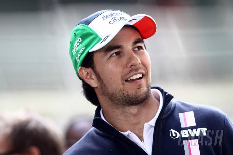 Perez: 2018 F1 most complicated season of my career