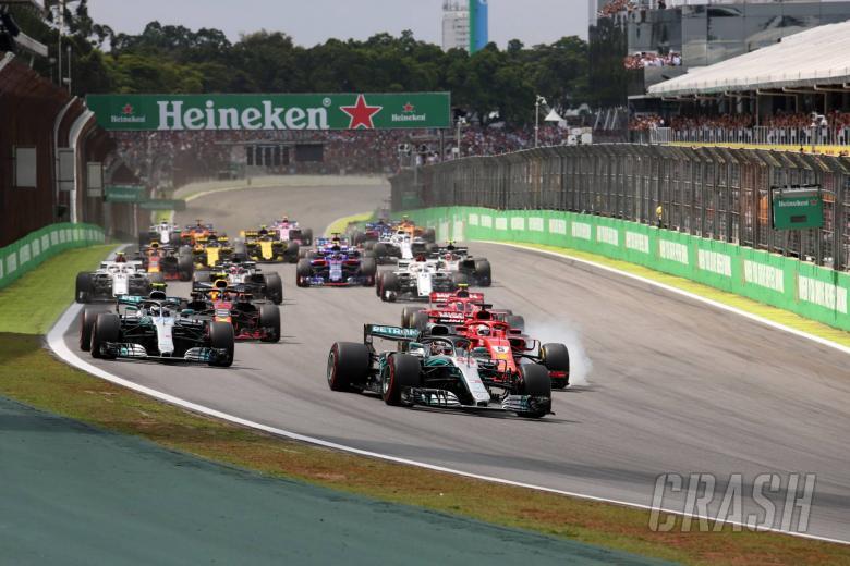 F1 melaporkan peningkatan pemirsa TV 10 persen
