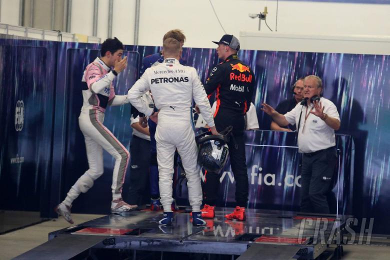F1: Brawn puts blame on both sides of Verstappen, Ocon clash