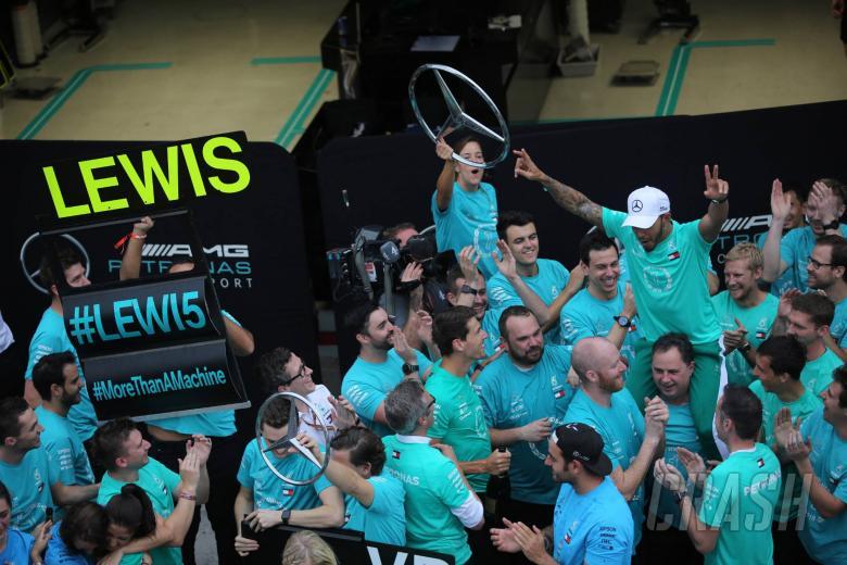 F1: Hamilton, Mercedes nominated for Laureus awards