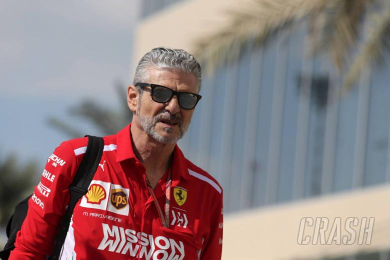Ferrari confirms Arrivabene exit, Binotto becomes F1 chief