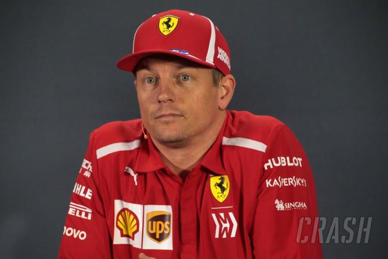 F1: Raikkonen: No reasons to be sad ahead of Ferrari exit