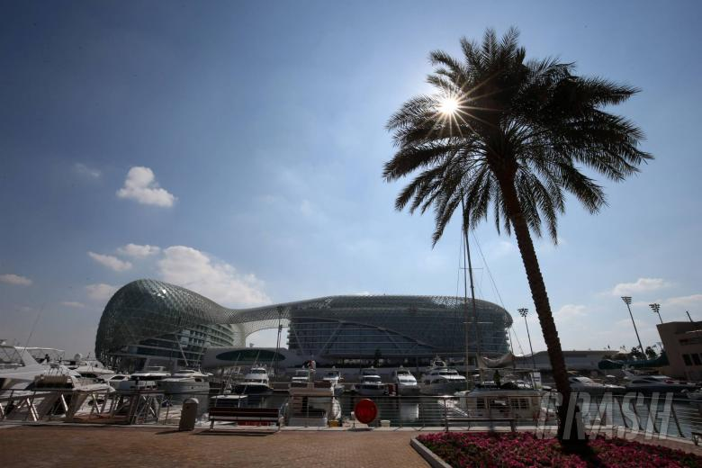 F1: F1 Paddock Notebook – Abu Dhabi GP Thursday