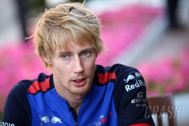 Pimpinan Honda F1 memberikan penghormatan kepada Hartley setelah Toro Rosso keluar