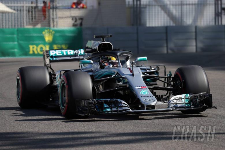 F1: F1 Paddock Notebook – Abu Dhabi GP Friday