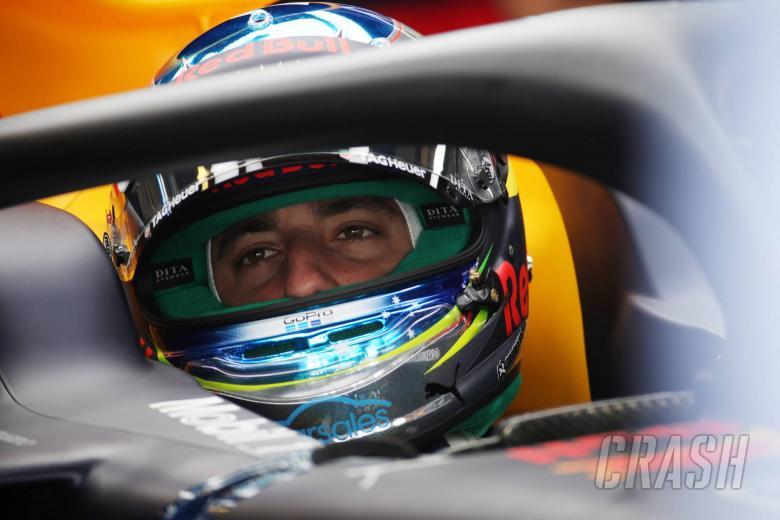 F1: Ricciardo: 'Mentally testing' F1 2018 will make me stronger