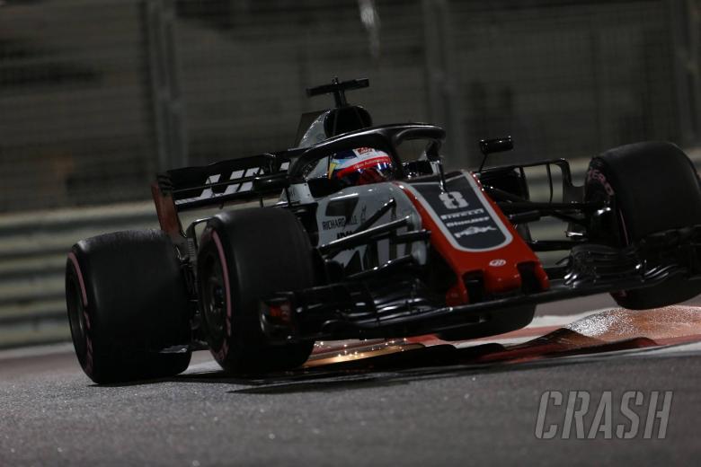 F1: Grosjean: F1 needs more 'crazy dreamers' like Haas
